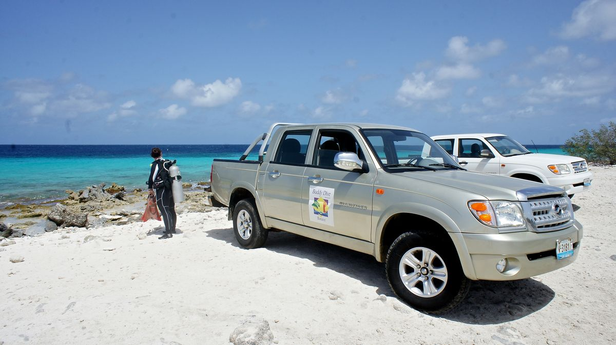 Bonaire – the home of diving freedom 9