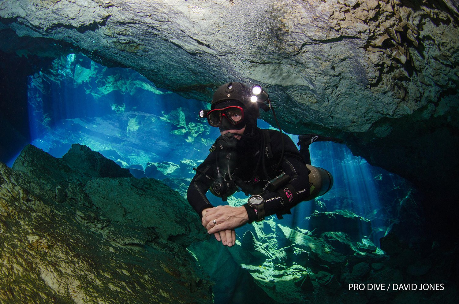 DIVE IN MEXICAN CENOTES! HOT STAY&DIVE DEAL! 5