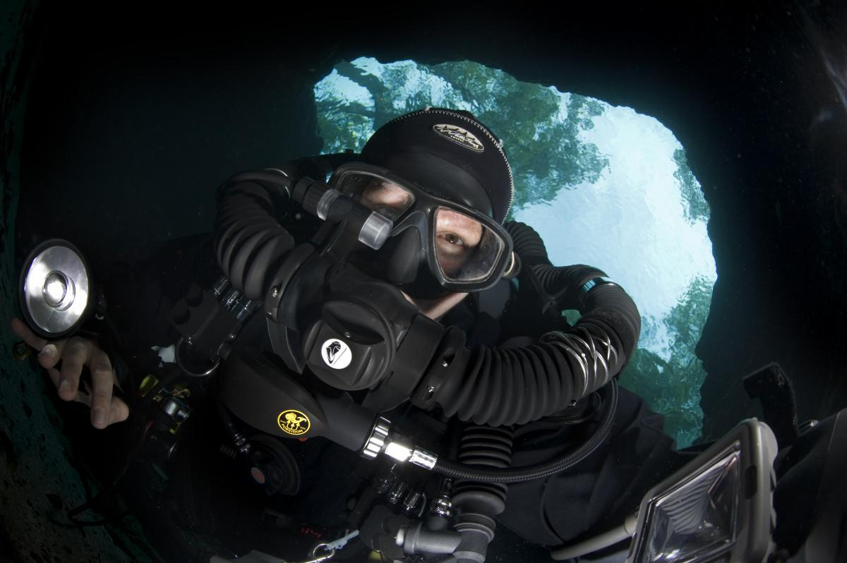 World-Renowned Cave Diver Q&A with Jill Heinerth
