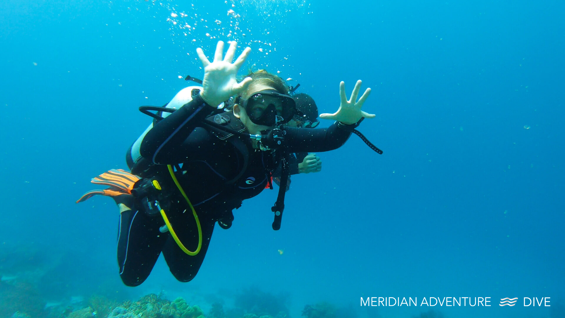 Raja Ampat diving with Meridian Adventure Dive.
