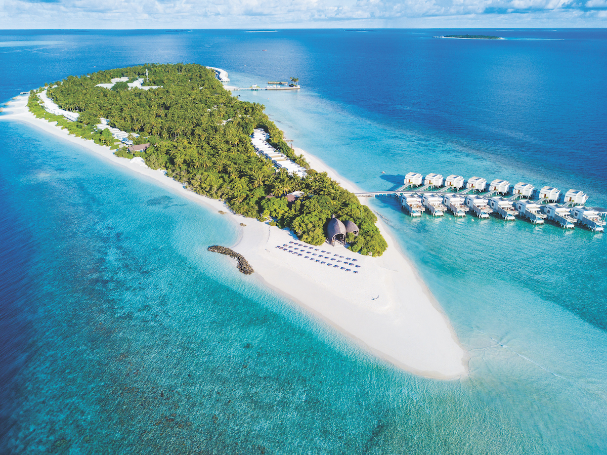 Diving in the Maldives - Dhigali Resort
