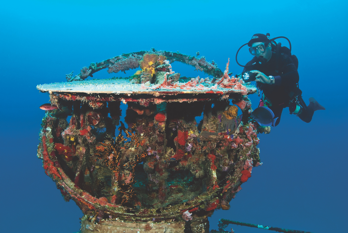 Best wreck diving in the Caribbean – Part II